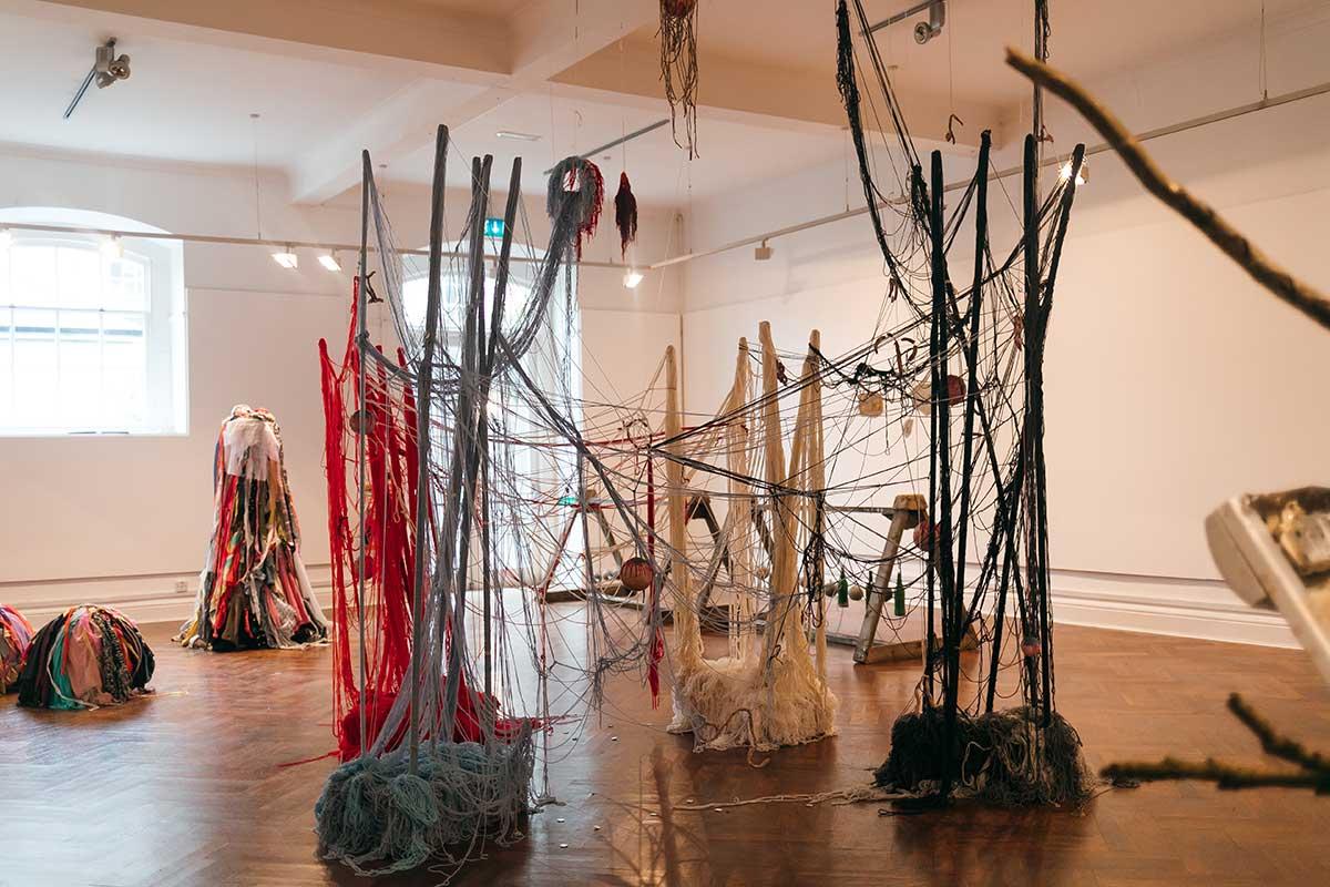 Lauren Keohe WIT Art Degree Exhibition Show 2021